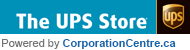 theupsstore.CorporationCentre.ca – Canada's Leading Online Incorporation and Corporate Maintenance Services provider